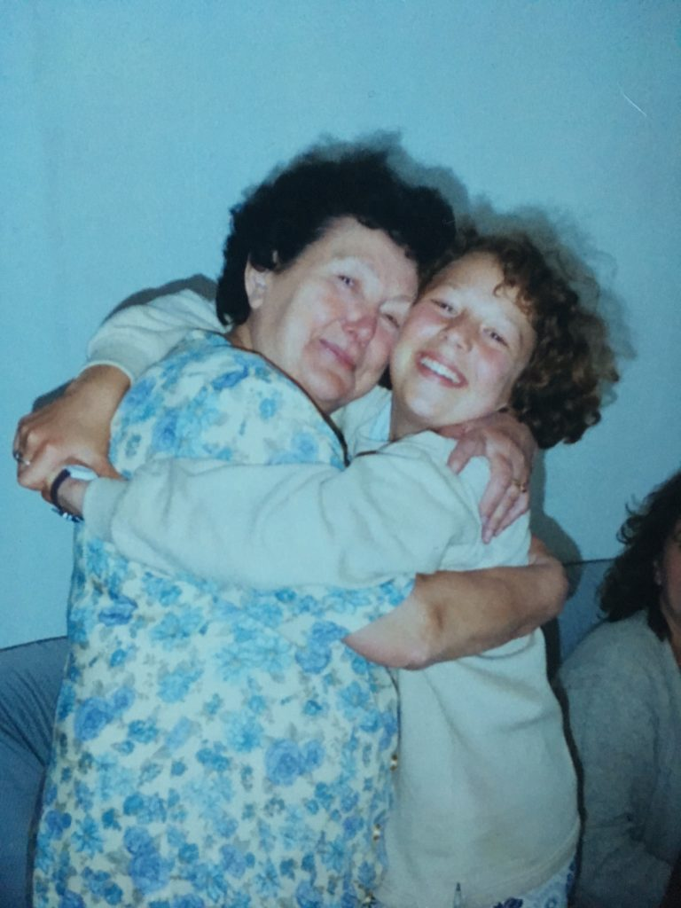 décès grand-mère