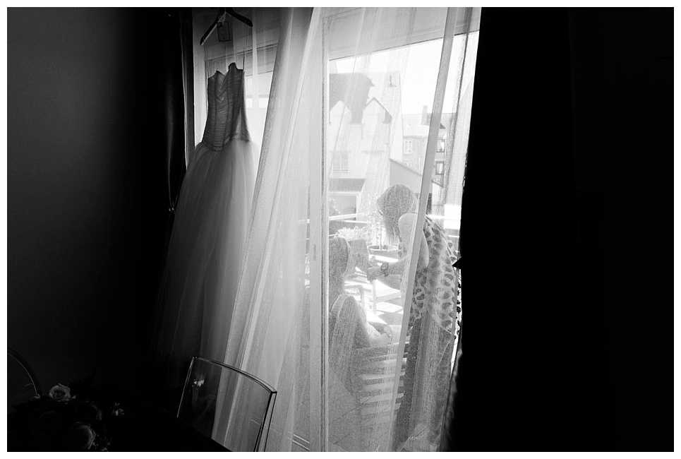 préparatifs de la mariée, maquillage mariée
