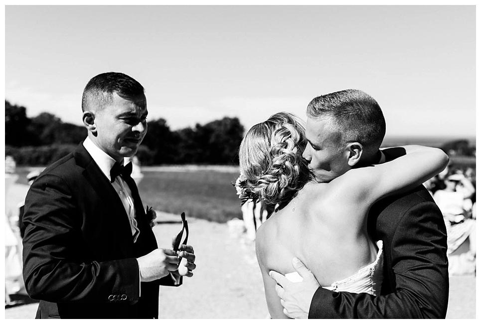 cérémonie laique mariage, émotions