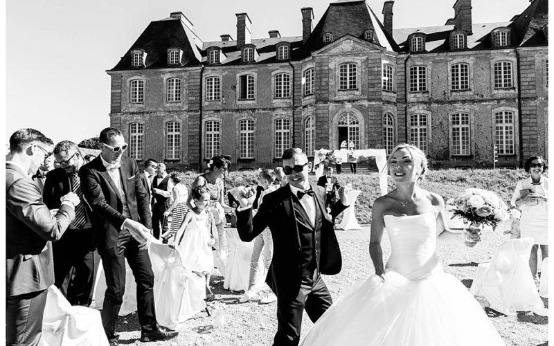 audrey guyon, photographe mariage à cherbourg