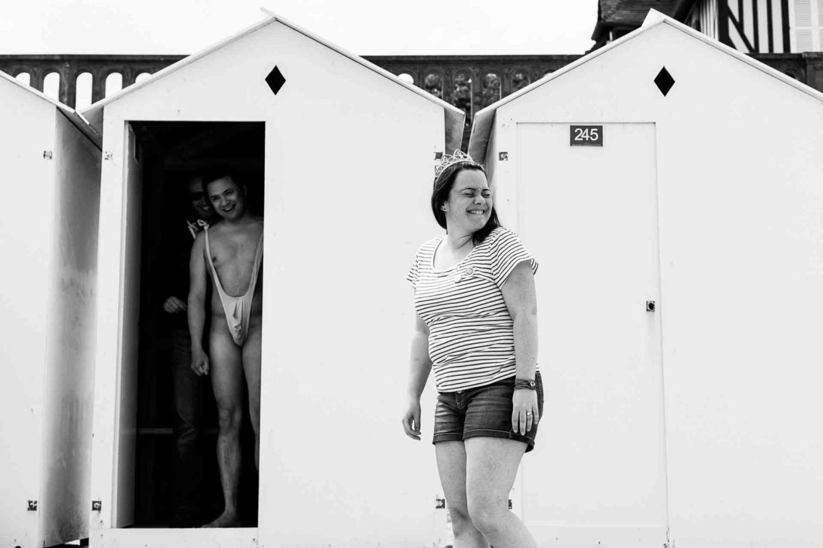 photographe evjf cabourg