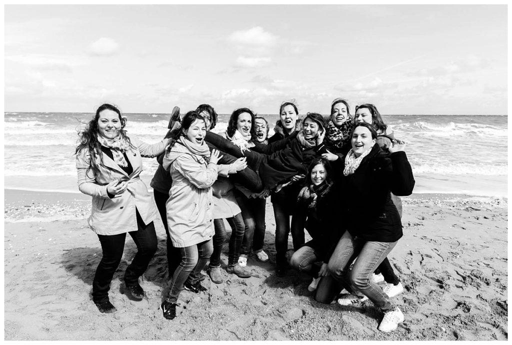 Reportage EVJF à Cabourg, audrey guyon photographe evjf en normandie