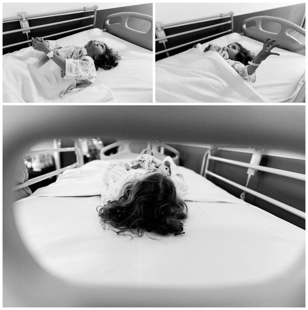 un reportage photo à l'hôpital réalisé par audrey guyon, photographe professionnelle en normandie