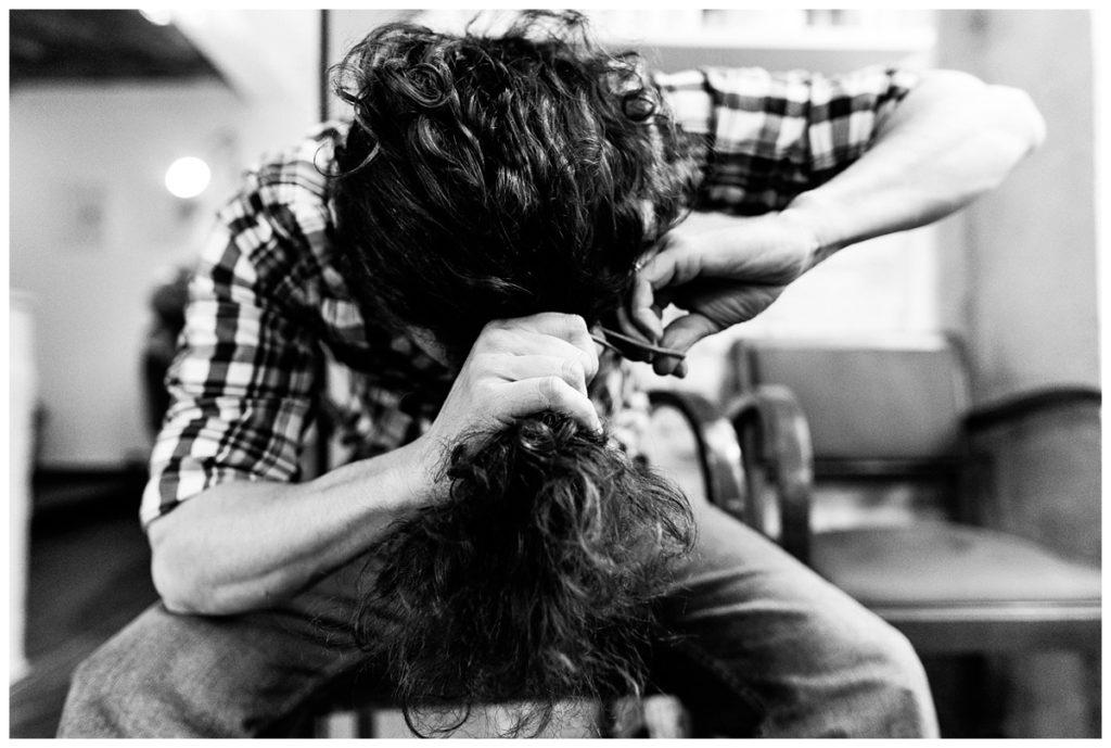 donner ses cheveux à l'association solidhair, audrey guyon, photographe caen