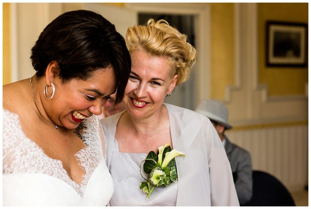 mariage lesbien