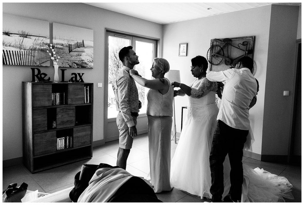preparatifs mariage gay