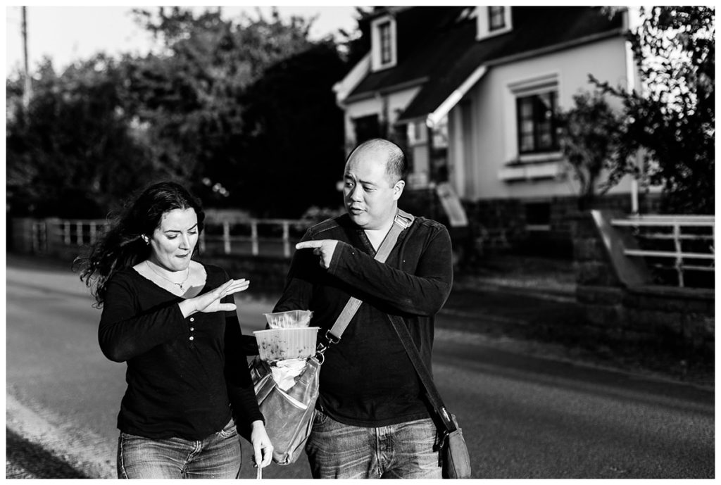 une séance photo couple en normandie photographiée par audrey guyon