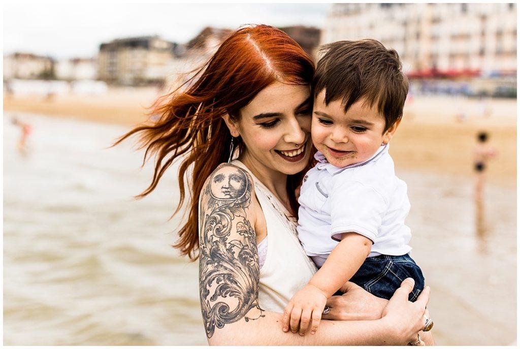 tante et neveu