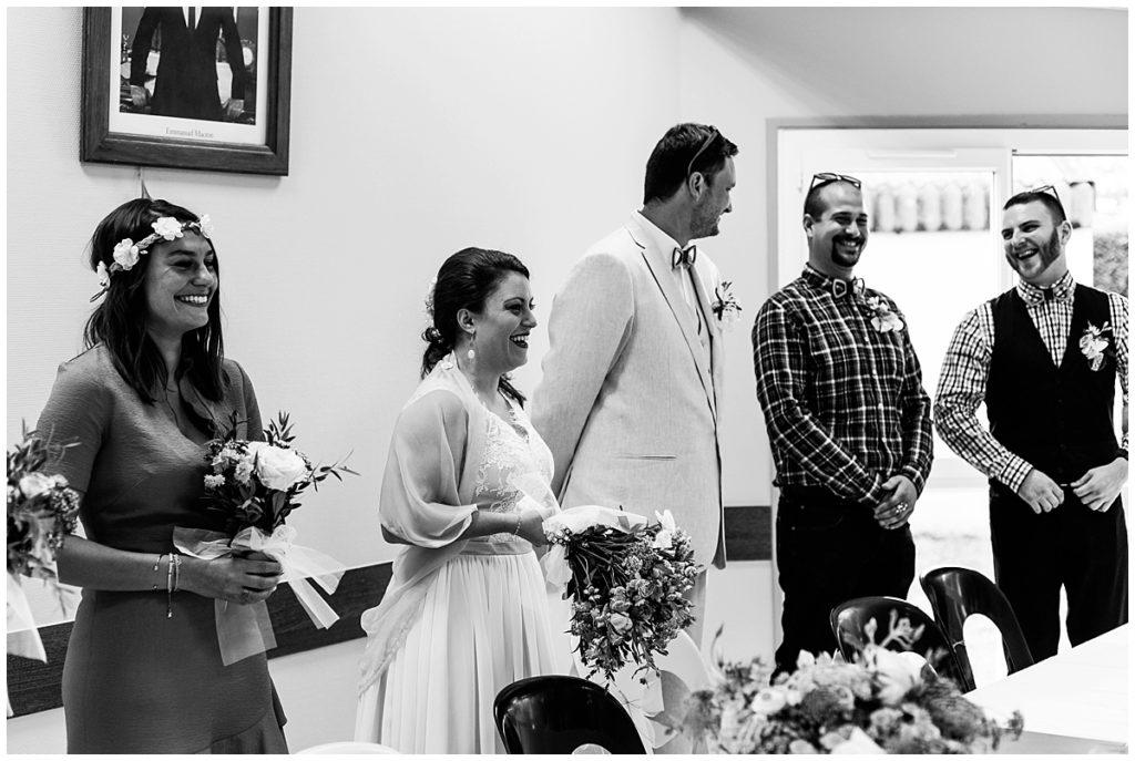 mariage civil pays d'auge