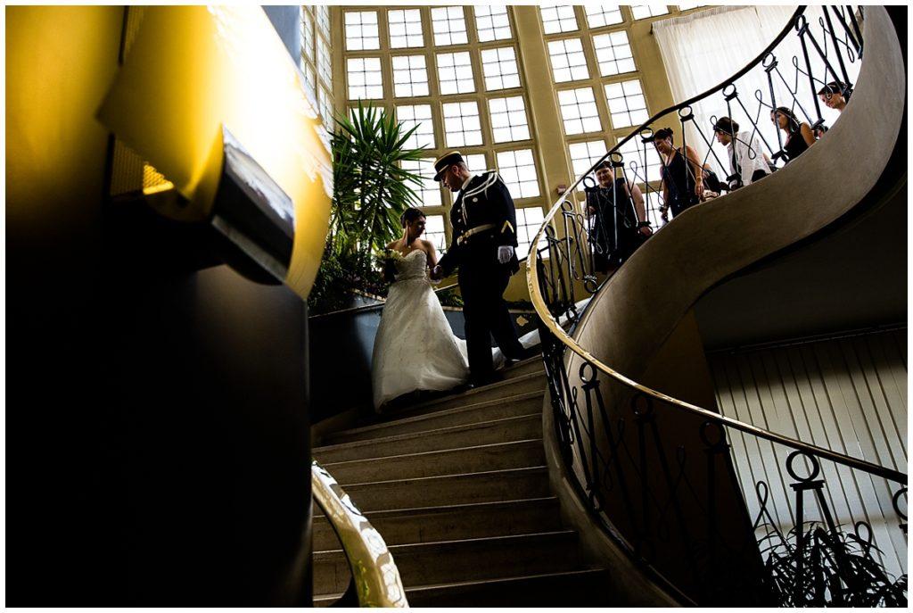 Un mariage de gendarme en normandie photographié par audrey guyon, photographe mariage en normandie