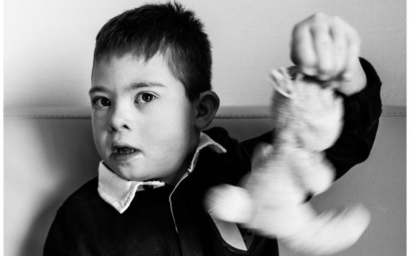 audrey guyon, photographe handicap, photographie la trisomie 21, dans le cadre du grand shooting national organisé par Tombée du nid.