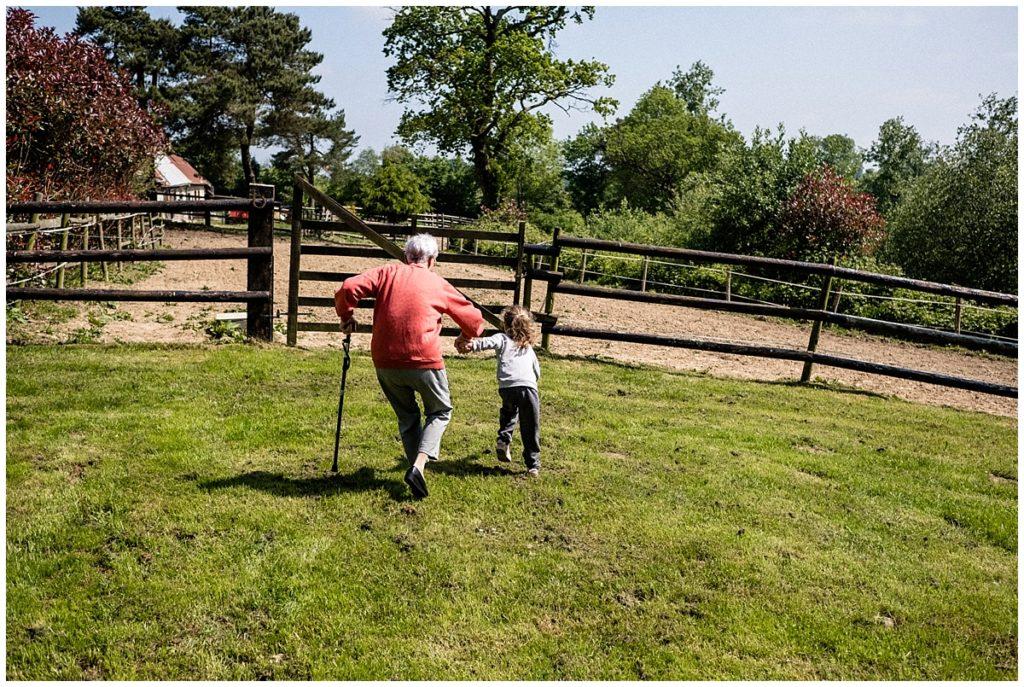 photographie du quotidien d'Audrey GUYON, photographe famille en normandie