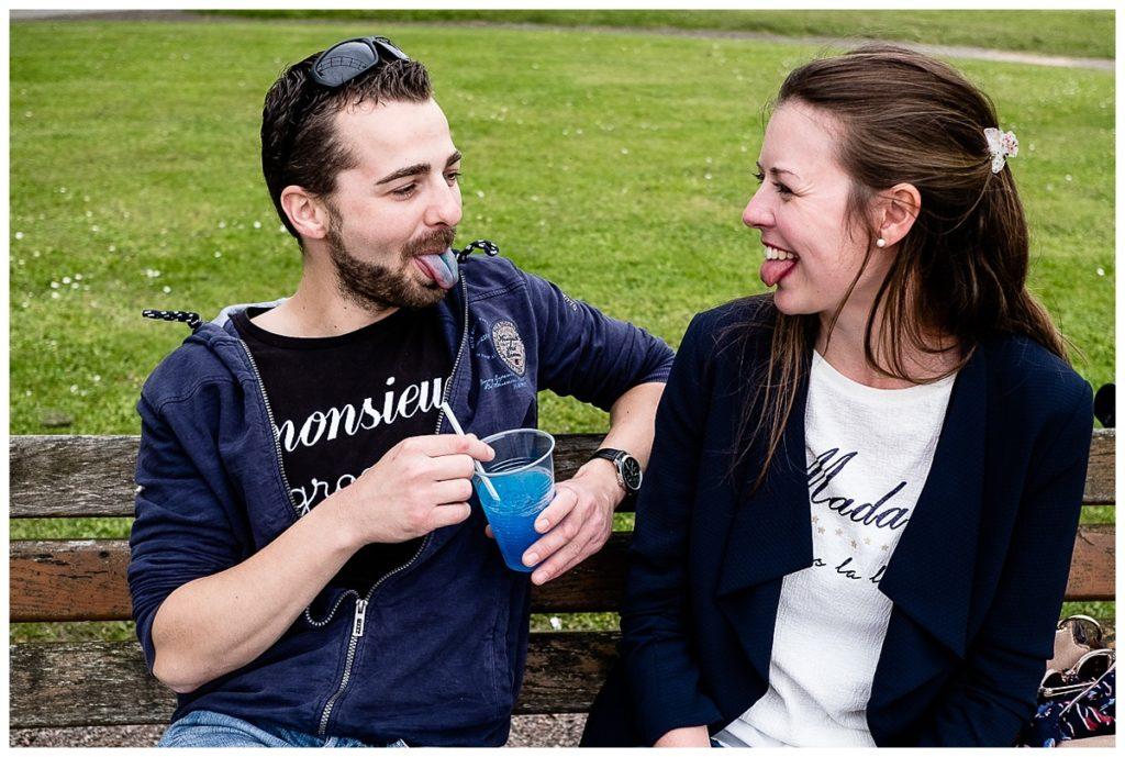 séance photo couple à cabourg, par audrey guyon photographe