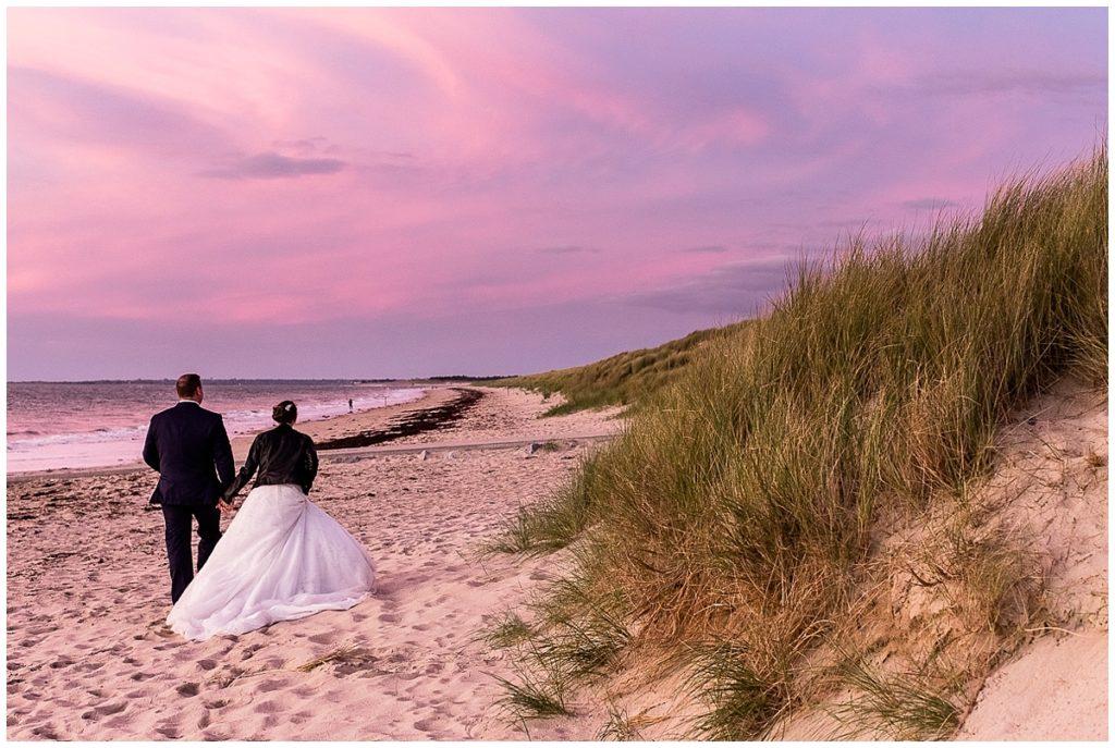 un day after à la mer, en normandie, photographié par audrey guyon, photographe mariage normandie