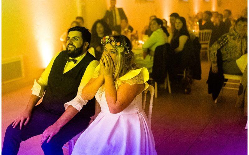 Audrey GUYON, photographe mariage normandie, vous présente un mariage champêtre au colombier du manoir