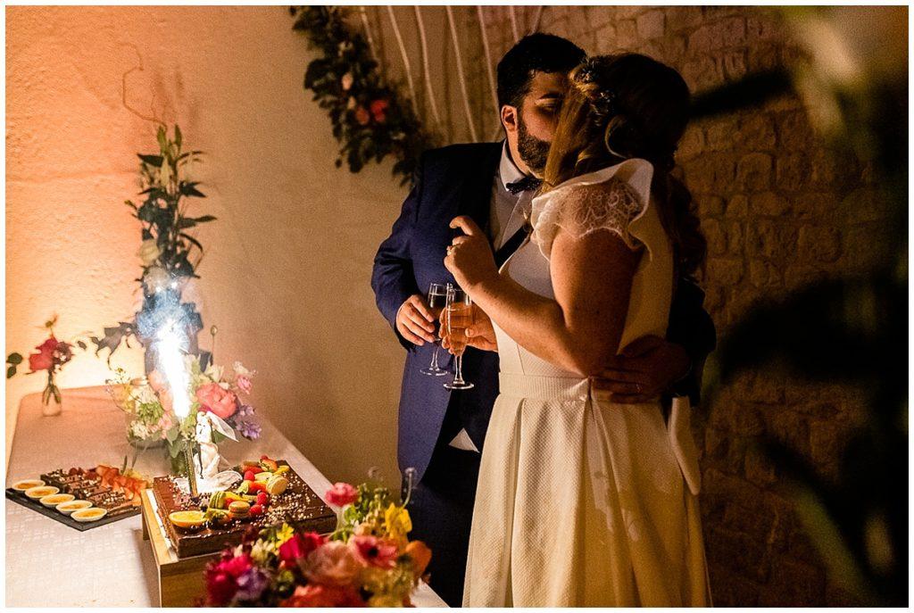 mariage champêtre au colombier du manoir, en normandie, audrey guyon photographe