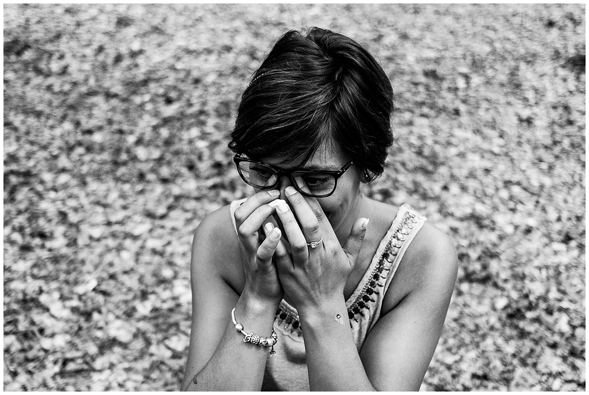 Séance photo en solo pour des portraits intimistes