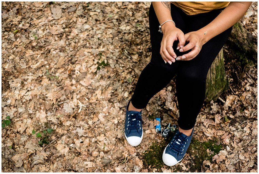 séance photo en solo par audrey guyon, photographe lifestyle en normandie