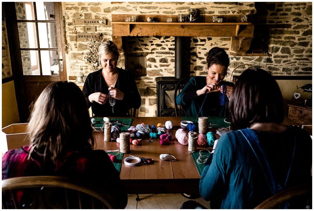 ateliers créatifs pour evjf normandie