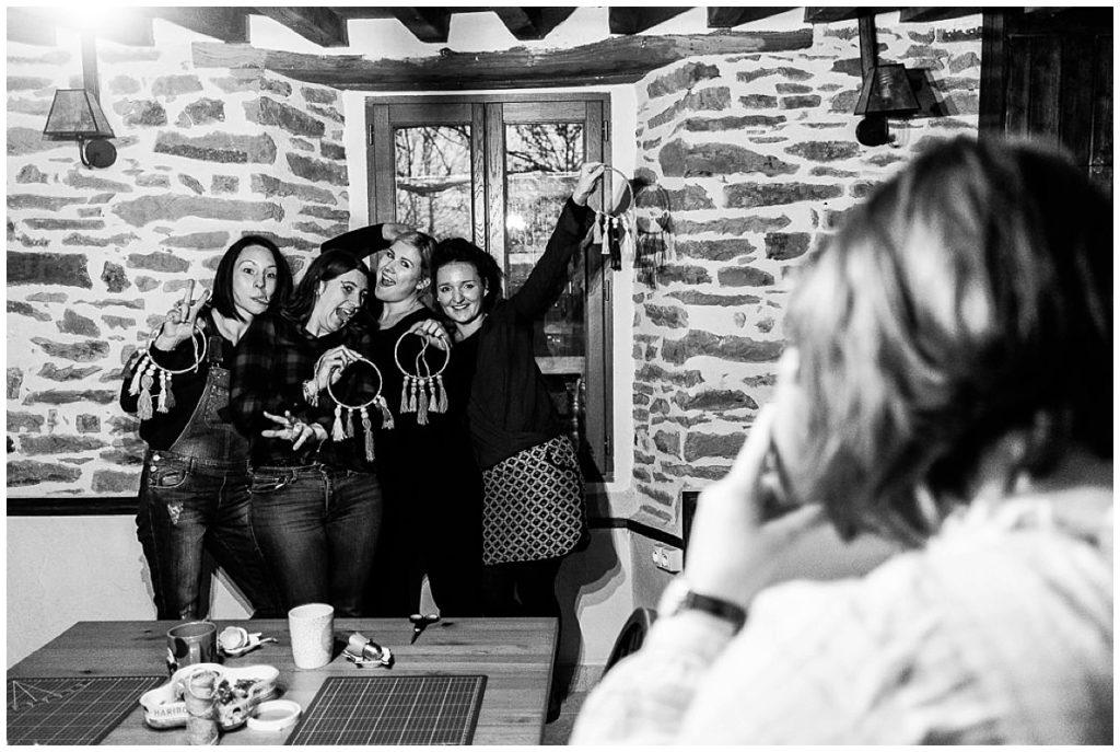 fin atelier créatif evjf calvados avec homemade for love