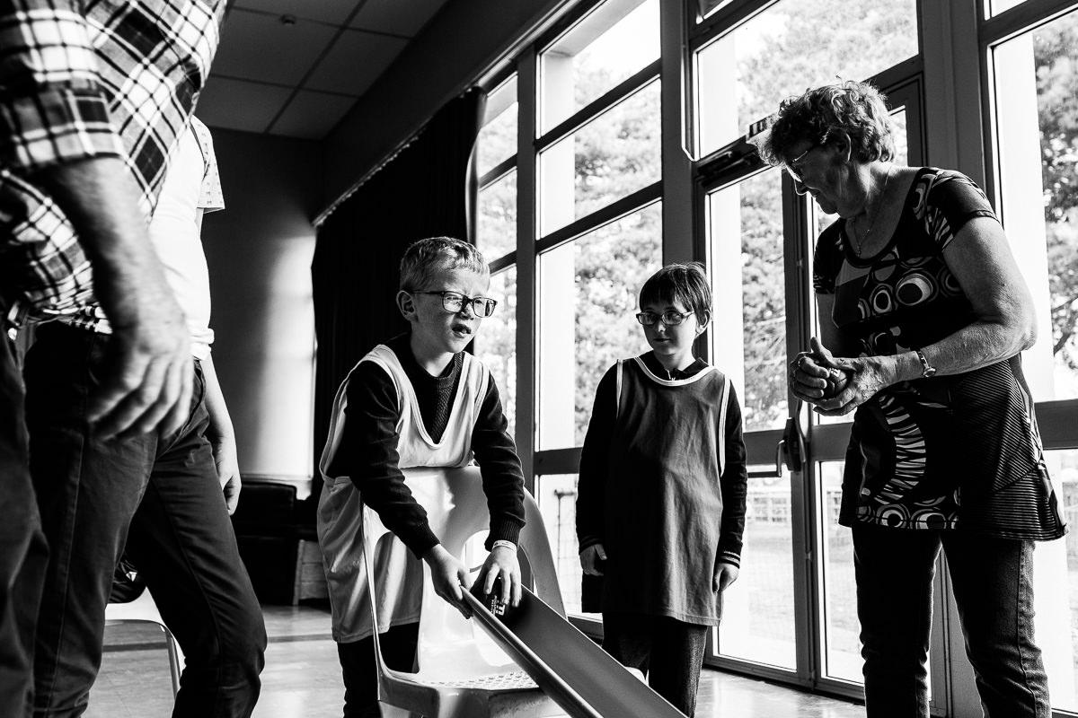 atelier mise en situation handicap sport inclusion, photographe spécialisée dans le handicap