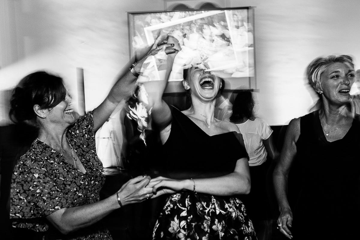 soirée de mariage fun