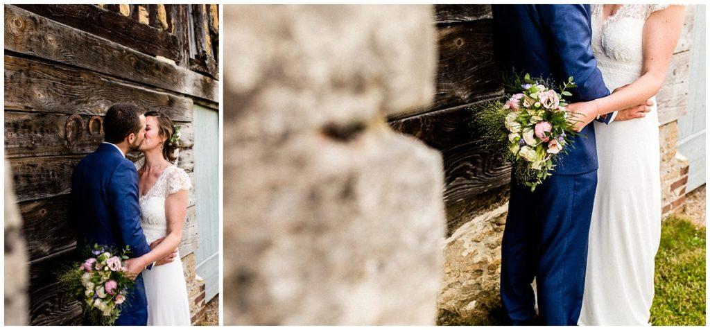 photos de couple au champ delaunay