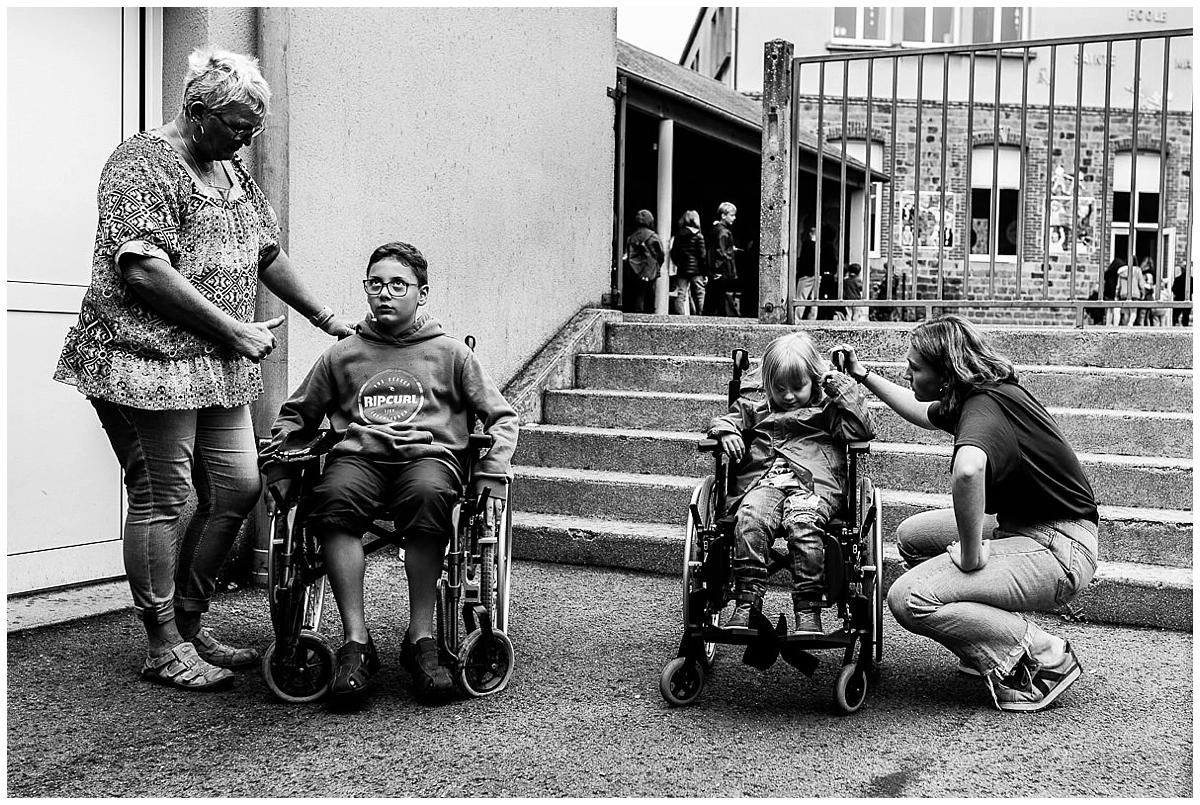 Photographe Handicap-Sensibilisation au handicap