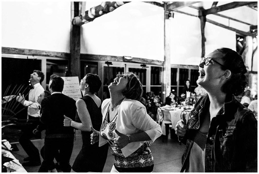 danse soirée de mariage