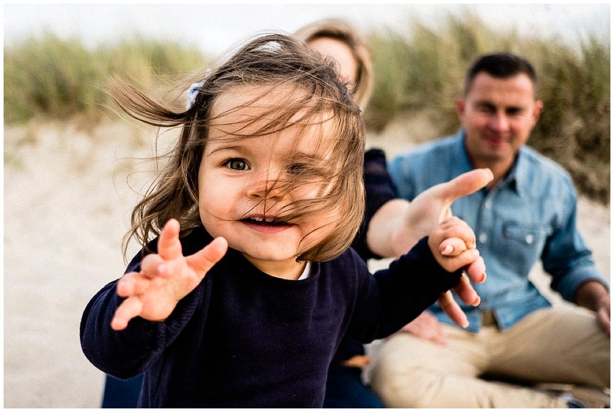Séance photo de famille à Cherbourg