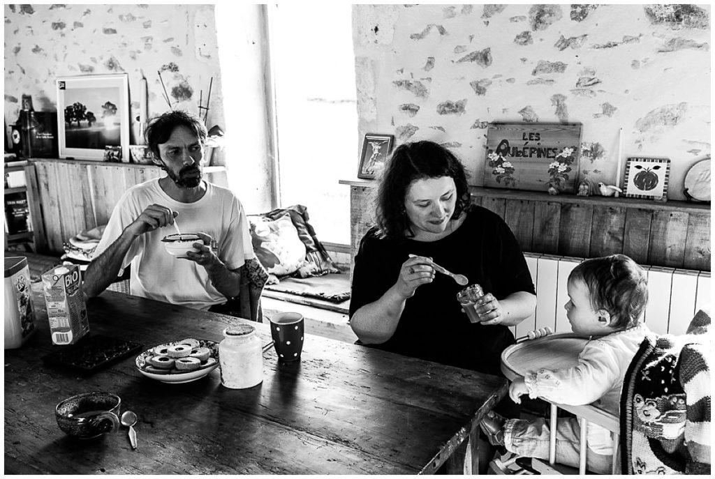 prendre le gouter en famille, audrey guyon photographe du quotidien en normandie