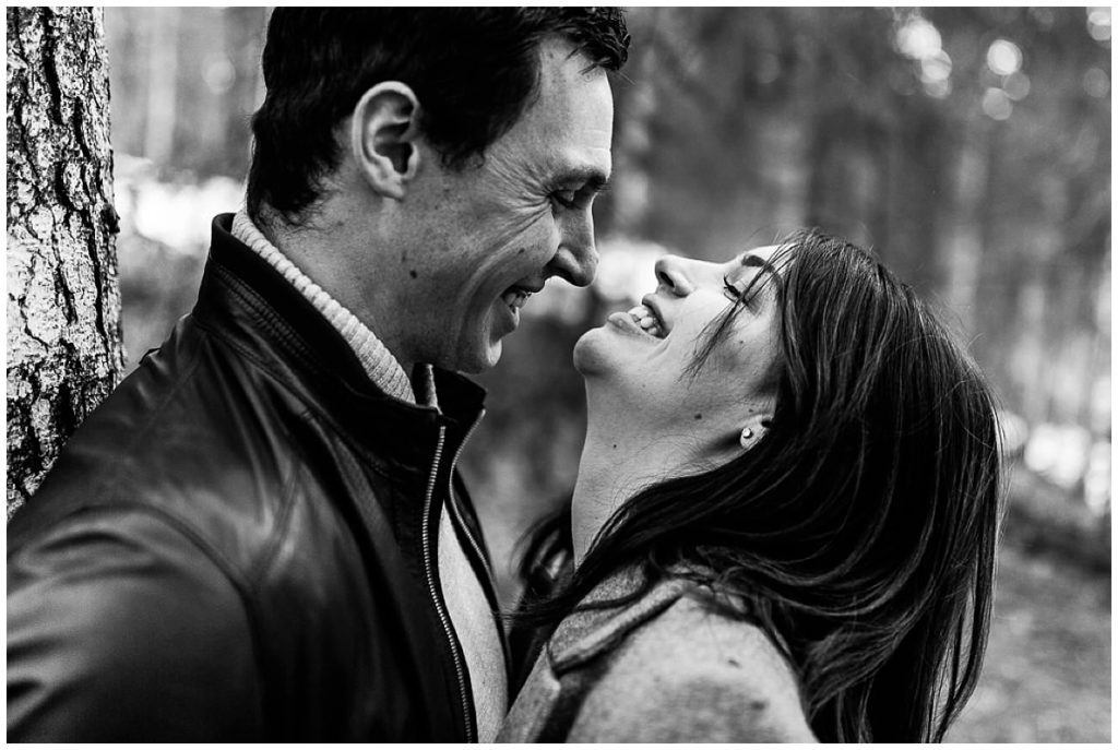 couple qui rit audrey guyon