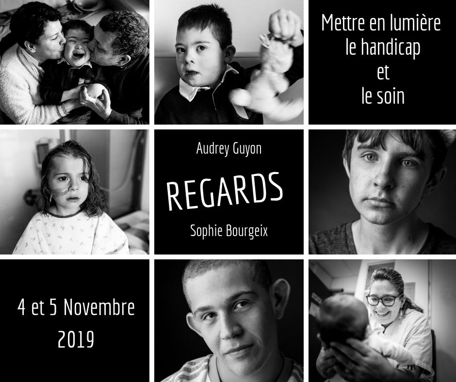 photographier le handicap et la maladie Audrey GUYON Sophie BOURGEIX