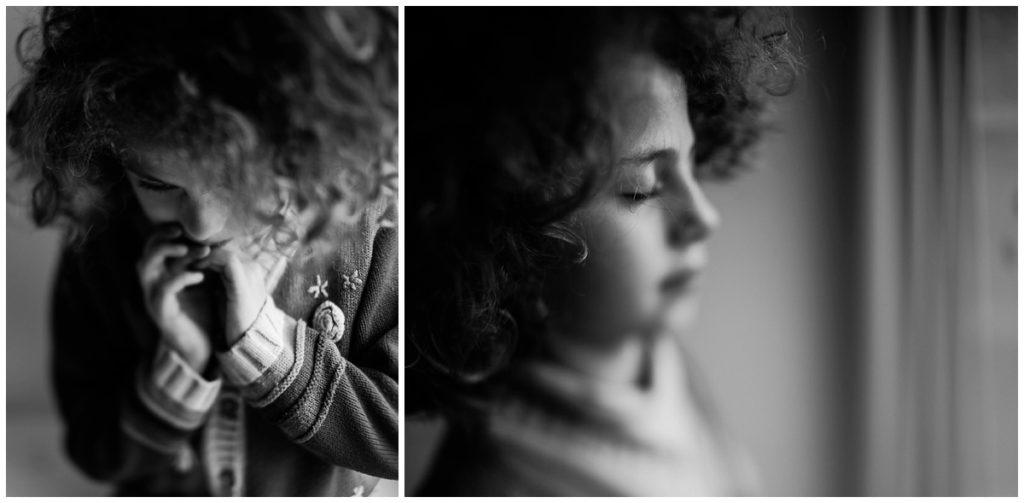 portraits en noir et blanc en freelensing, photographier l'humain
