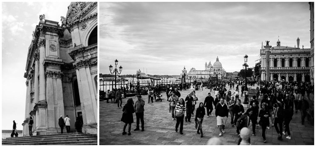 photos en noir et blanc à venise, audrey guyon photographe