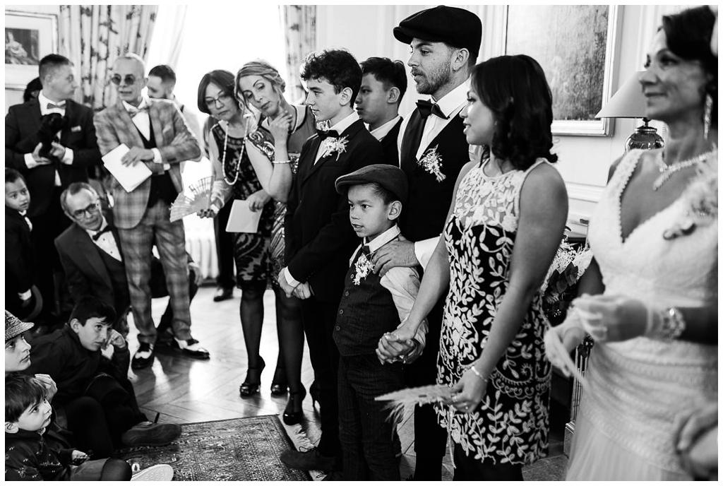 mariage laique au chateau de courtomer, photographe mariage normandie audrey guyon