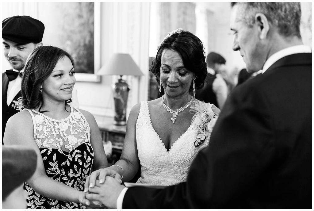 échange des voeux mariage chateau de courtomer, photographe mariage normandie