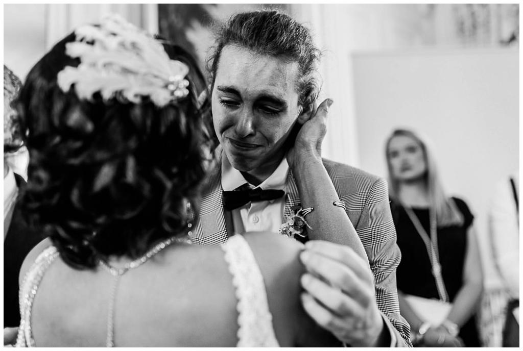 émotions mariage cérémonie laique