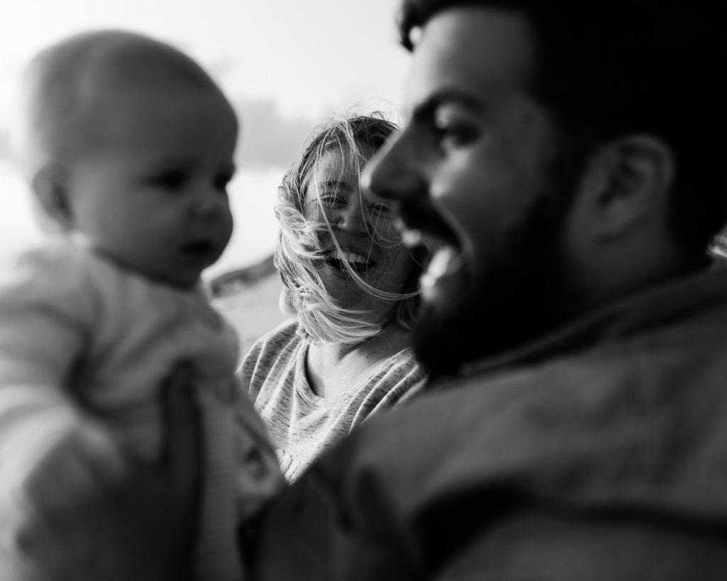 séance famille à barneville carteret, audrey guyon photographe famille manche