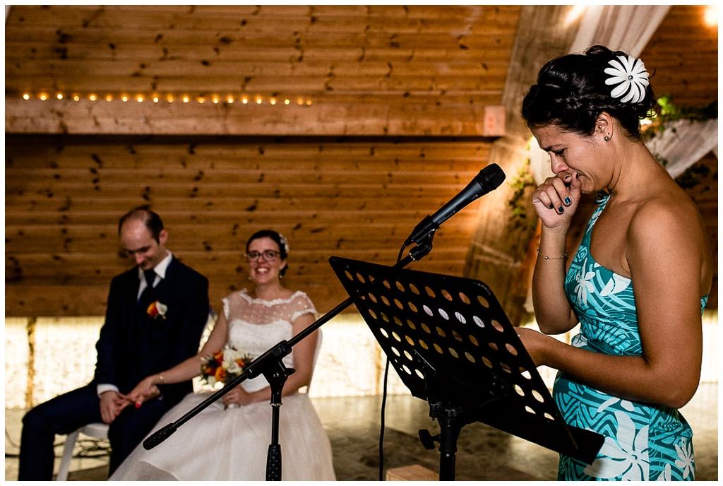émotions discours cérémonie laique au domaine de la guérie, audrey guyon photographe mariage normandie