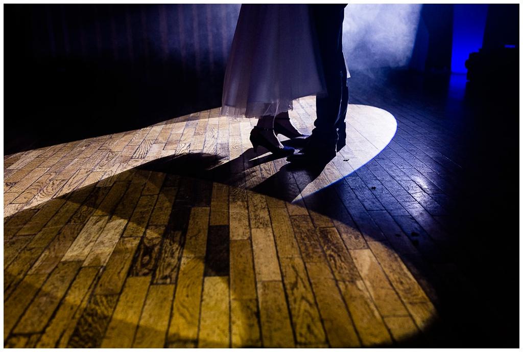 ouverture de bal mariage au domaine de la guérie en normandie
