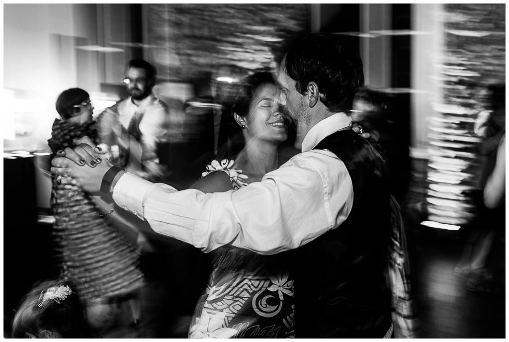 danse mariage au domaine de la guérie