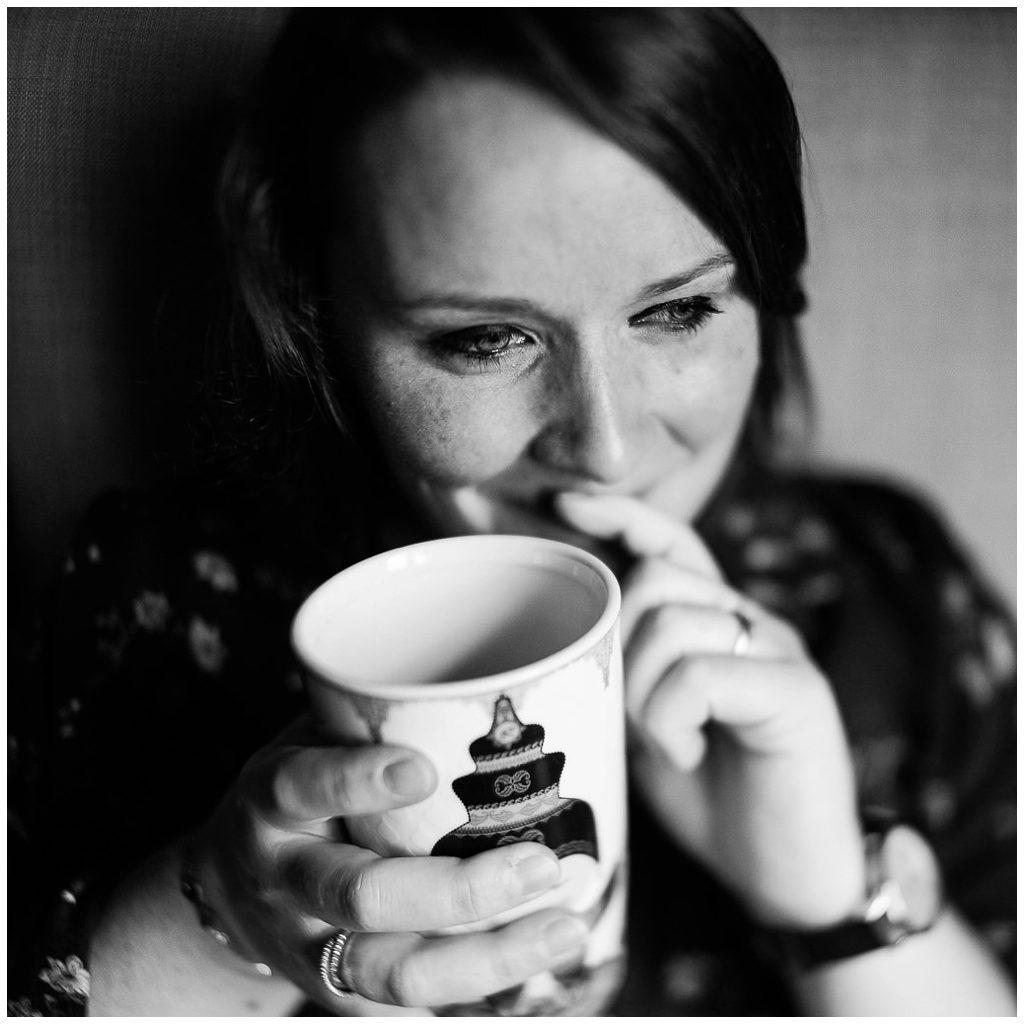homemade for love émue en découvrant une photo d'elle faite par audrey guyon photographe portrait en normandie
