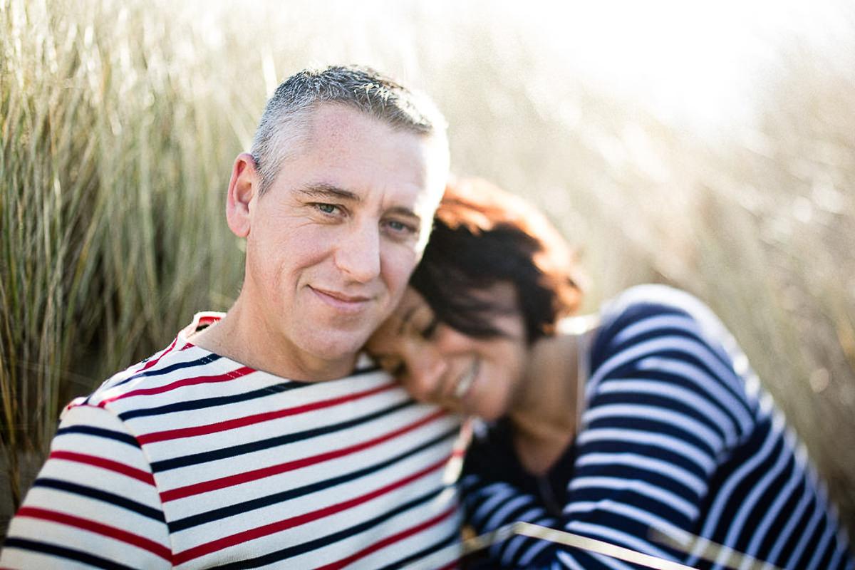 couple baie du mont saint michel par audrey guyon photographe couple normandie