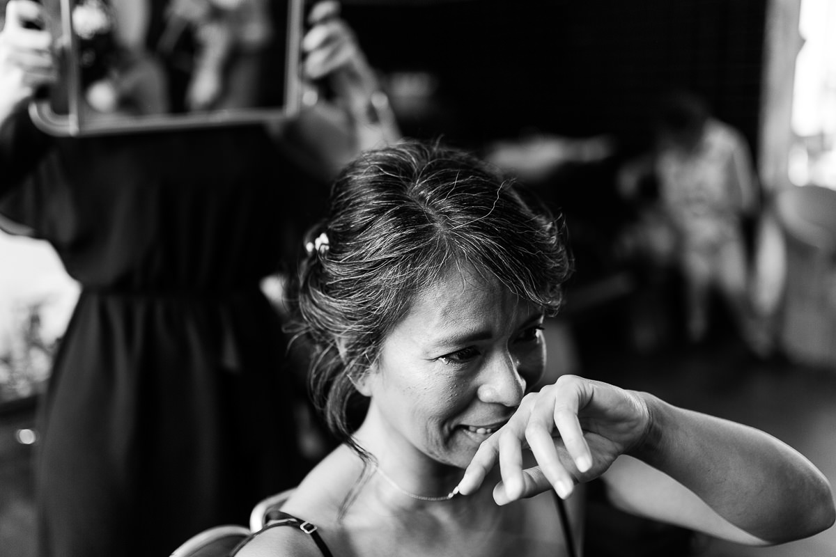émotions préparatifs de la mariée, audrey guyon photographe mariage caen normandie