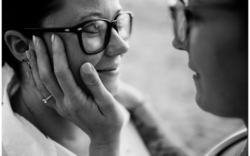 photographe couple femmes à saint Malo, audrey guyon