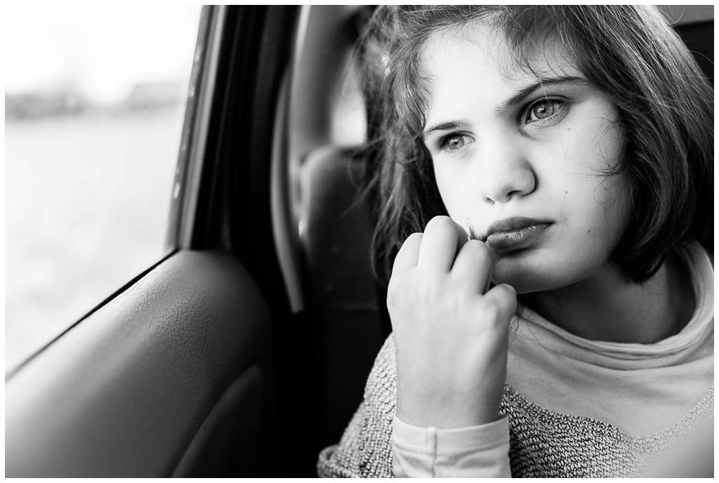 jeune fille handicapée qui reve