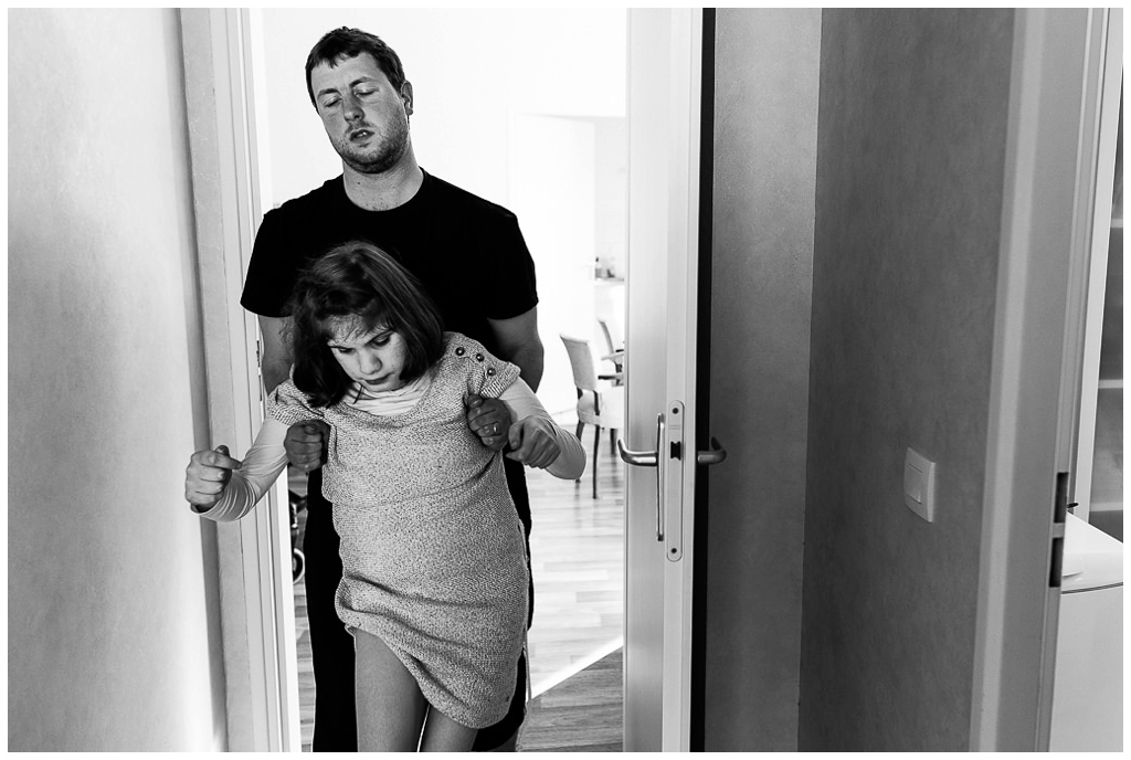 porter son proche en situation de handicap, etre aidant familial