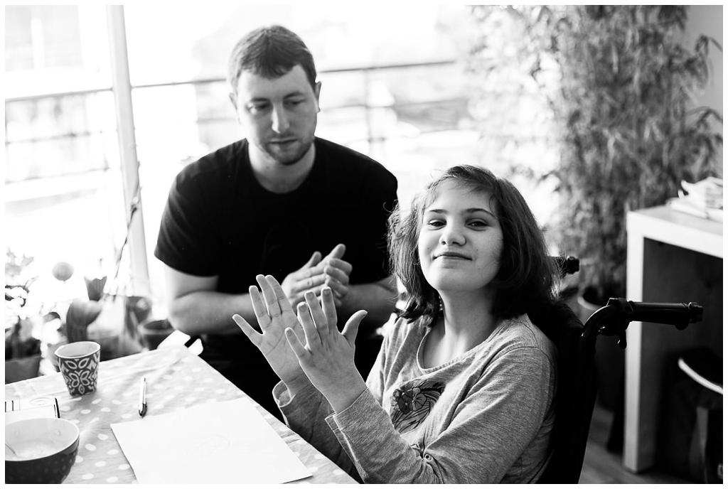 etre aidant familial, photographe du handicap