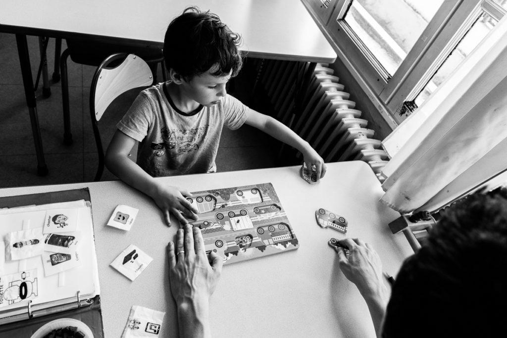 autiste et alors ? sos autisme france et audrey guyon, photographe du handicap